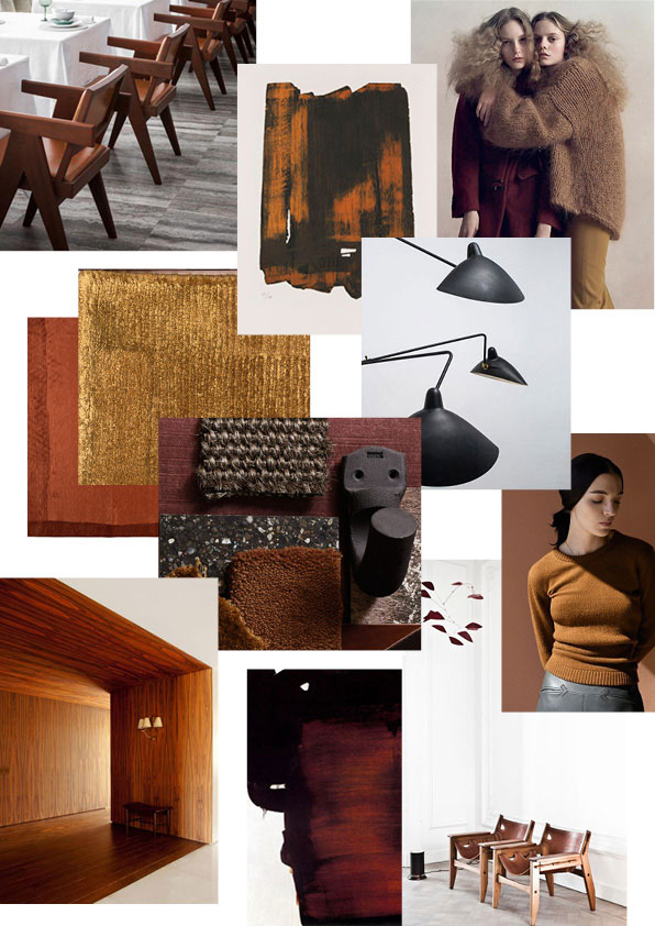 Moodboard Ulrike Fellner - Interior Design Styling